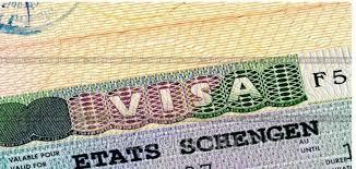 Visa to Europe
