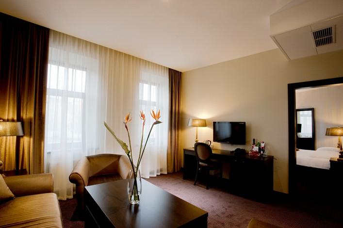Room in Vilnius hotel