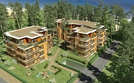 Купить недвижимость в Латвии